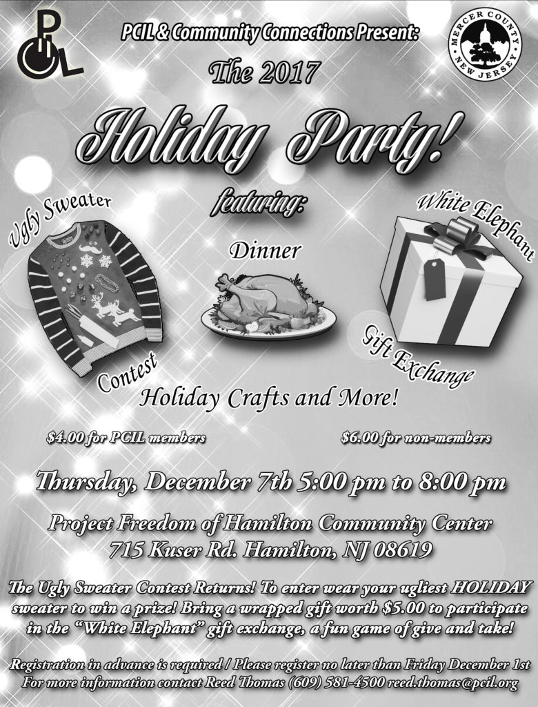Holiday Party Flyer JPG